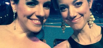 Zoie Palmer and Lost Girl win Fan Choice Awards at the Canadian Screen Awards