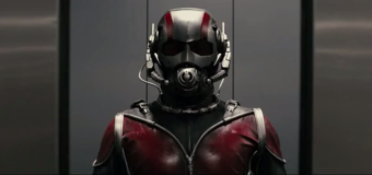 Our First Glimpse at Ant-Man