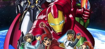 "New Anime ""Marvel Disk Wars: The Avengers""…Taking it too far?"