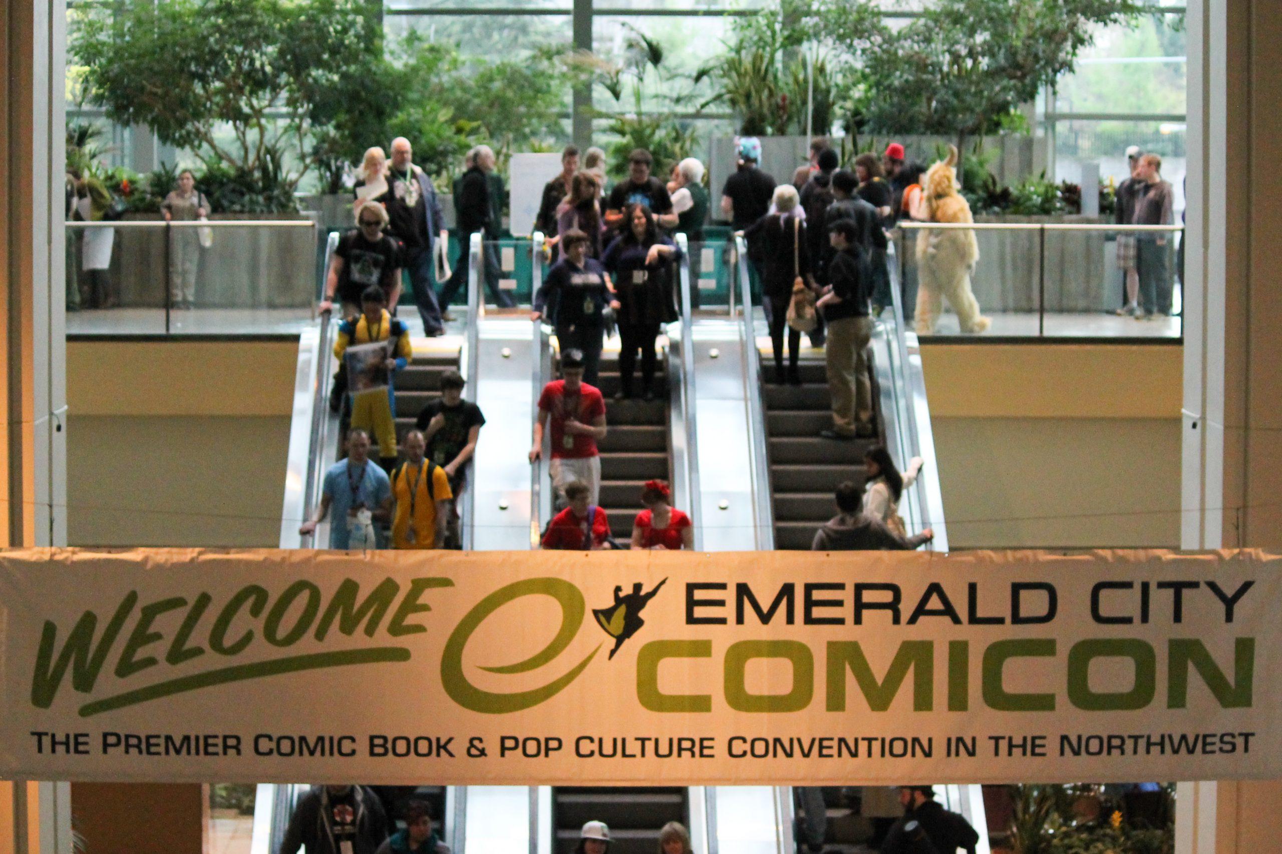 Emerald city comics