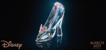 Teaser Trailer for Disney's Live Action Cinderella… It's a Shoe