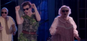 Glee 5×19 Review: Old Dog New Tricks