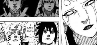 Naruto x 681 Review: Kaguya's Tears