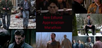 Ben Edlund Appreciation Marathon!