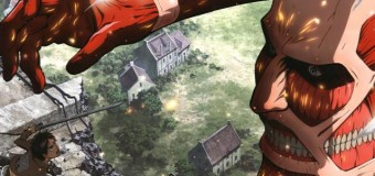 Attack on Titan Film Teaser Trailer is here!