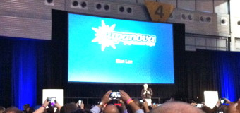 Sydney Supanova 2014: I Want a Pocket-sized Stan Lee