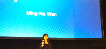 Sydney Supanova 2014: Falling for Ming-Na Wen