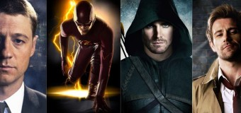 "WB TV/DC Ent. Big Plans for SDCC 2014, with ""GOTHAM,"" ""FLASH"" and More."