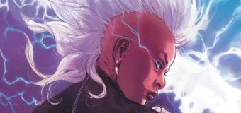 Marvel's Storm #1 Brings the Weather Goddess Back into Action!