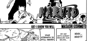 Naruto x 687 Review: I Know You Will