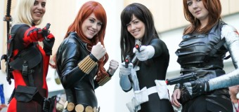 Comic-Con: San Diego 2014 Cosplay Gallery, Thursday