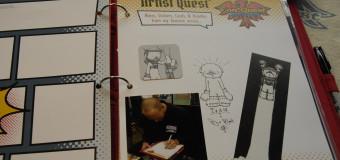 Con*Quest Adventure Journals – Keeping Track of Con Memories