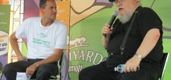 Comic-Con: Courtyard Marriott's Q&A With George R.R. Martin