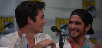 Comic-Con: Teen Wolf Panel Photos