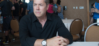 Comic-Con: Vaun Wilmott Interview