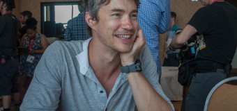 Comic-Con: Tom Wisdom Interview