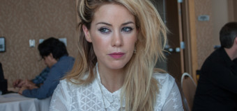 Comic-Con: Roxanne McKee Interview