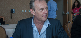 Comic-Con: Anthony Stewart Head Interview