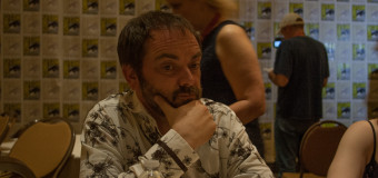 """The """"Mark Sheppard Tells Us Nothing"""" Montage"""
