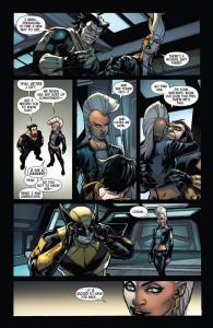 Wolverine #10 art