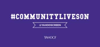 And The Fandom Rejoiced: Yahoo! Saved Community