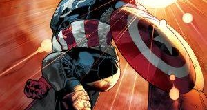 Marvel makes Falcon the New Captain America!