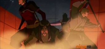 The Legend of Korra 3×8 Review: The Terror Within
