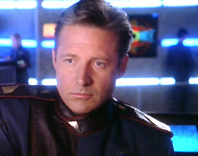 Commander Sheridan