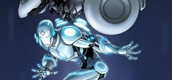 SUPERIOR IRON MAN is coming, Tom Taylor on board as writer.