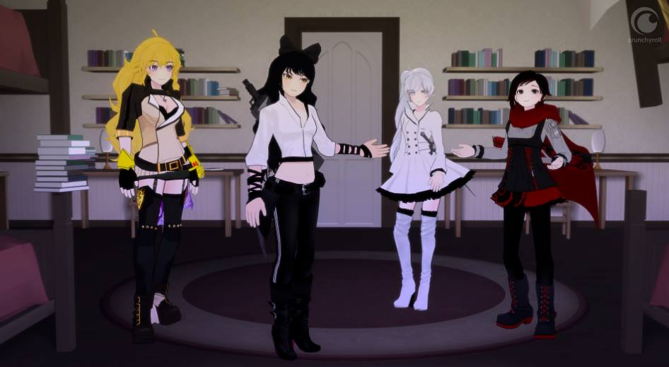 RWBY Volume 2 2x3 Review: A Minor Hiccup - The Geekiary