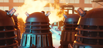 Doctor Who 8×2 Review: Into the Dalek