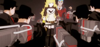 RWBY Volume 2 2×4 Review: Painting the Town…