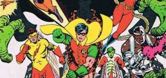 Teen Titans Getting Live-Action Series! One Too Many?