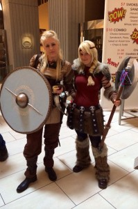 Dragon Con Vikings Cosplay