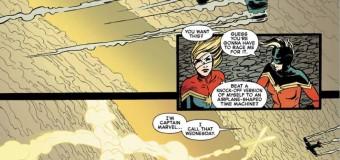 Captain Marvel: An Introduction