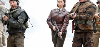 And the Fangirls Rejoiced: New Pictures of Peggy Carter