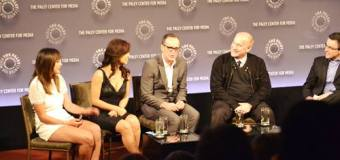 Paleyfest New York Agents of Shield Panel — Auditions, Fight Scenes, and Who's The Funniest