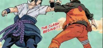 Naruto x 695 Review: Naruto and Sasuke (II)