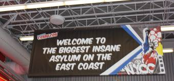 NYCC 2014 Wrap Up: Four Days in a Glass Castle of Fandom
