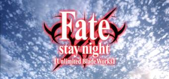 Fate/Stay Night: Unlimited Blade Works 1×1 Review: Winter Days, A Fateful Night
