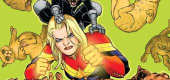 Captain Marvel #8 Review