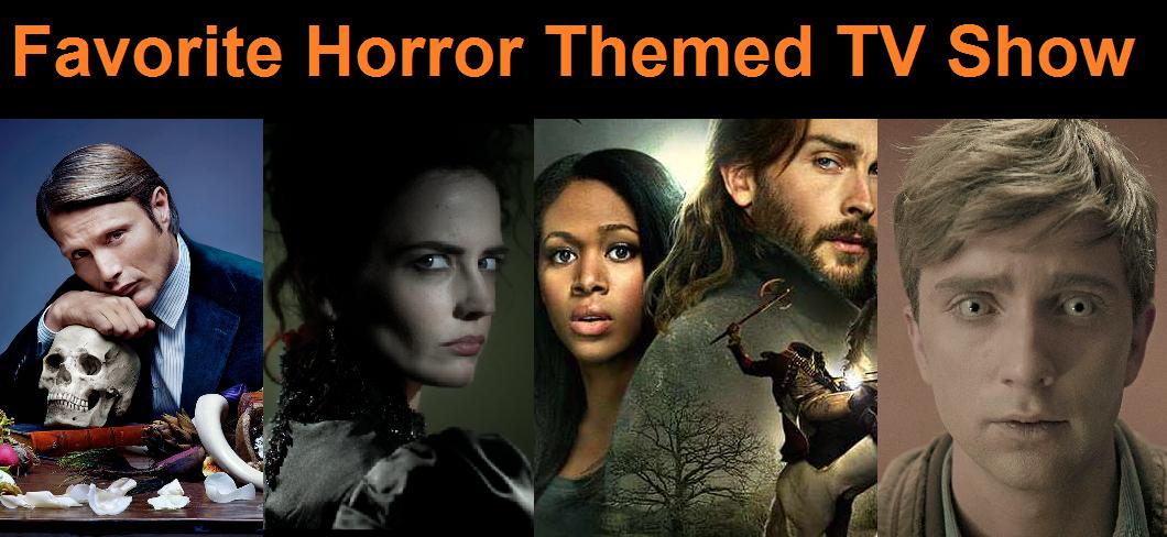 Horror Themed TV Shows