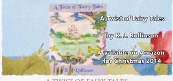Check Out Fantasy Author K. J. Rollinson