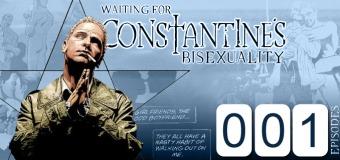 Constantine 1×01 Review: Non Est Asylum