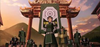 The Legend of Korra 4×1 Review: After All These Years