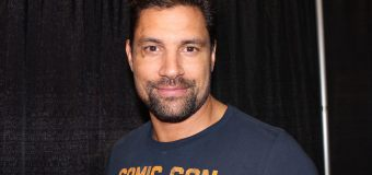 Manu Bennett talks Arrow, Spartacus, and The Hobbit.