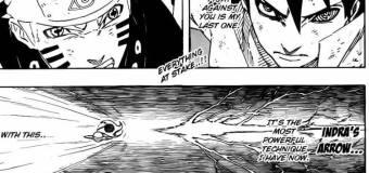 Naruto x 697 Review: Naruto and Sasuke 4