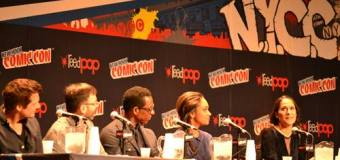 Sleepy Hollow NYCC Panel – Creatures, Karaoke, Siblings, Super Sleepy, and Scary Hollow