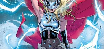Thor will make her gaming debut in Marvel Puzzle Quest!