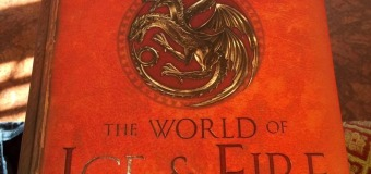 The World of Ice & Fire: A Must for Every George R.R. Martin Fan